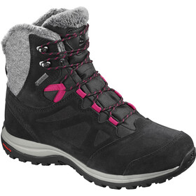 Salomon Ellipse Winter GTX Shoes Dam black/phantom/cerise
